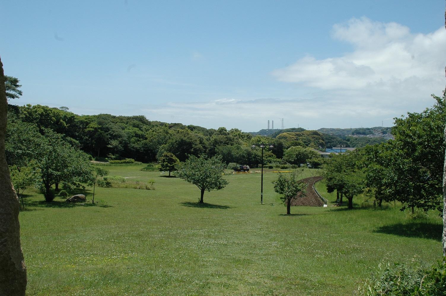県立観音崎公園