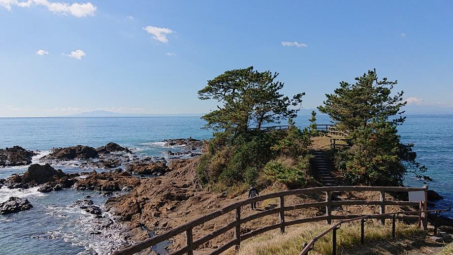 立石公園(秋谷・立石海岸)