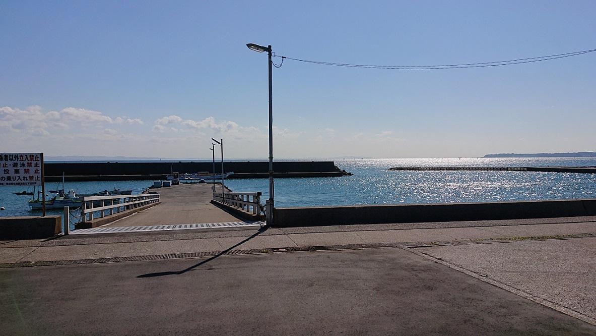 保護中: 北下浦漁港